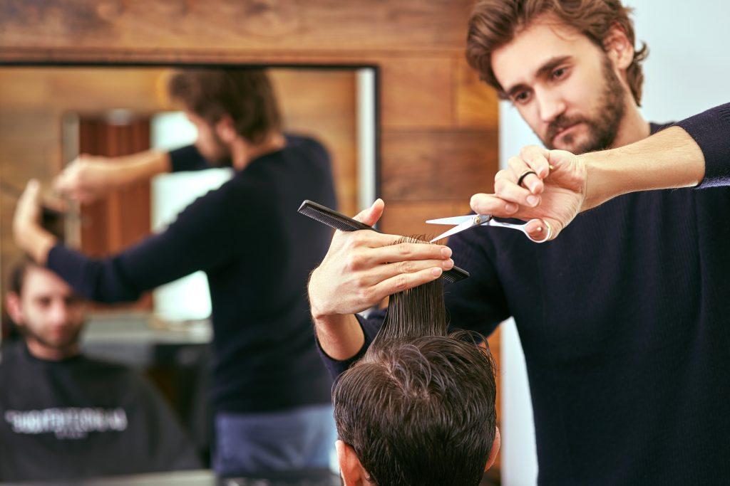 A Licensed Barber