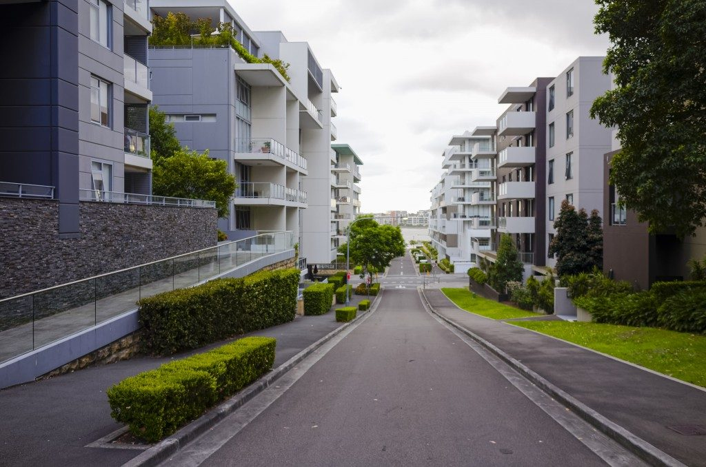 Residential Area in Sydney