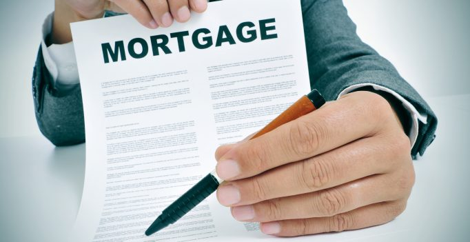 Mortgage paper