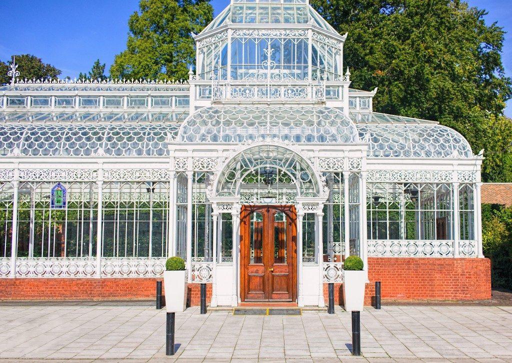19th Century Victorian Conservatory Greenhouse