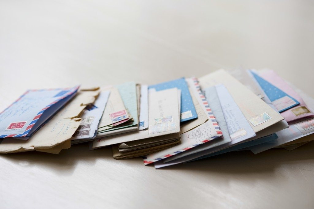 Mails and letters
