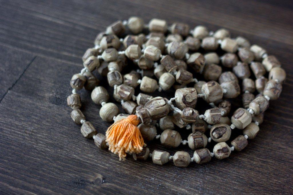 Japa mala rosary