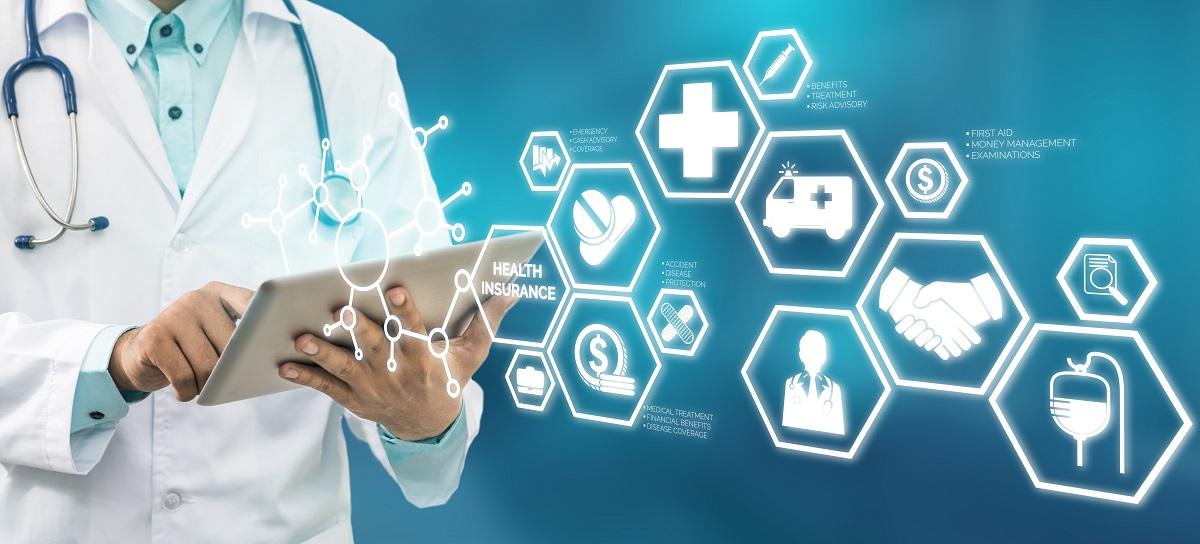 hospital management concept